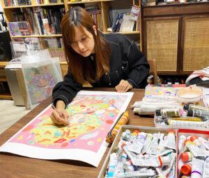 米路沙 Miloza Ma 香港著名插畫師及角色設計師